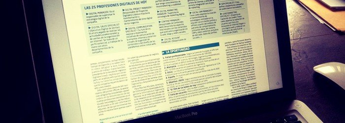 Profesiones Digitales 2014