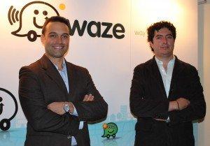 Mauna Media en Waze