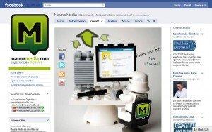 Mauna Media Facebook Fan Page