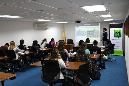 Mauna Media Tercer Taller de Community Manager