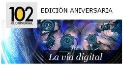 Edición Aniversaria de El Universal 102