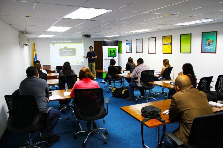 taller de community manager quinta edición