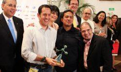 premiación del concurso ideas 2011 - kentriki