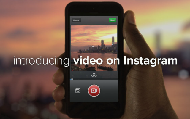 Instagram lanza videos de 15 segundos