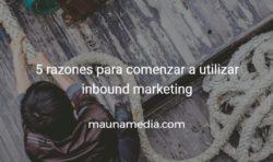 por que usar inbound marketing