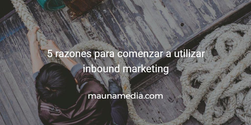 por que utilizar inbound marketing