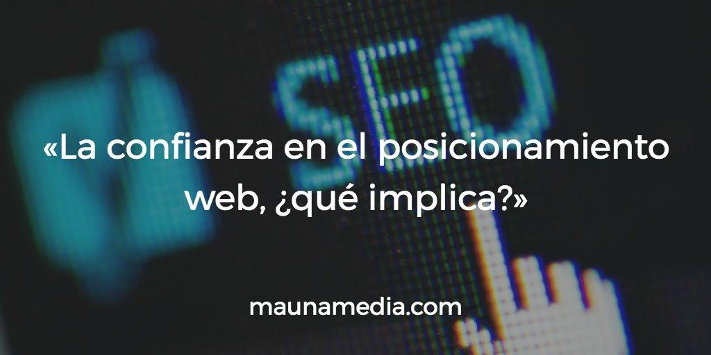El posicionamiento web en Google