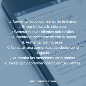Métricas de Redes Sociales y Marketing