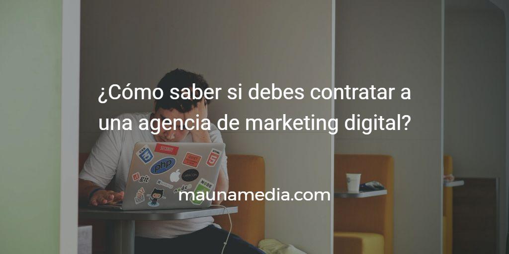 necesito agencia de marketing digital