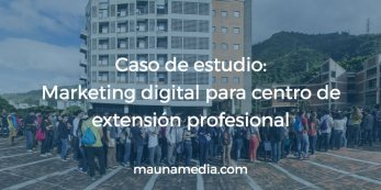 Marketing Digital Centro de Extensión Profesional