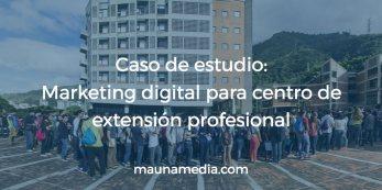 Marketing Digital Centro de Extensión Profesional