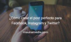 redes sociales facebook instagram twitter