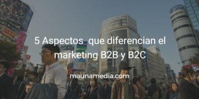 marketing b2b & b2c