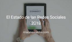 Estado Social Media 2018
