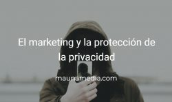 marketing y privacidad