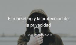marketing y privacidad