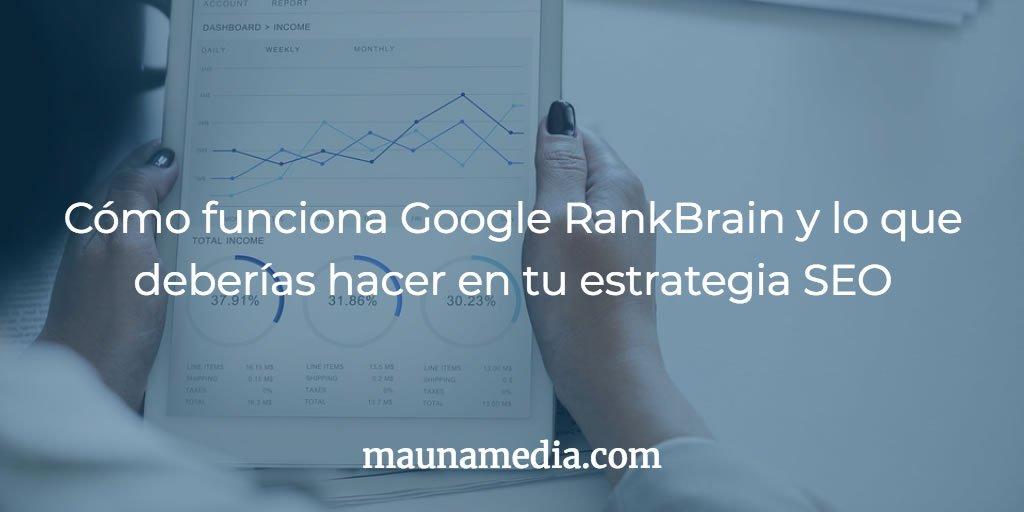 Google RankBrain y el SEO