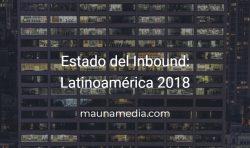 estado del inbound 2018