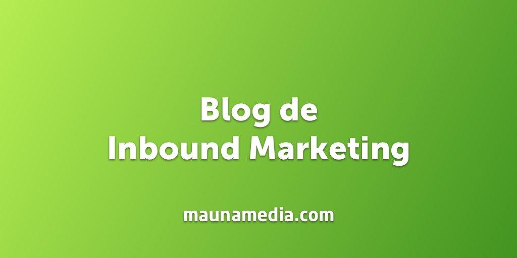 blog de inbound marketing