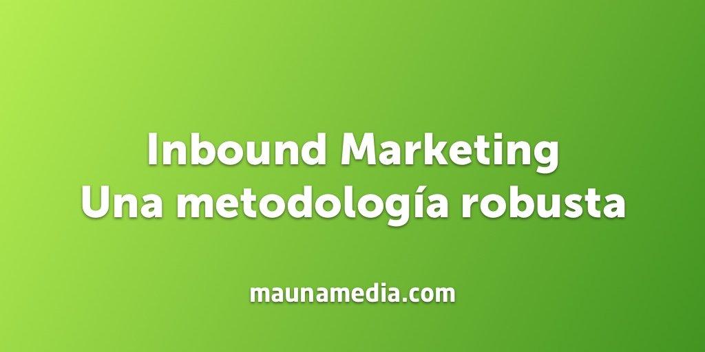 inbound marketing metodología hubspot