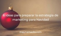 marketing para navidad