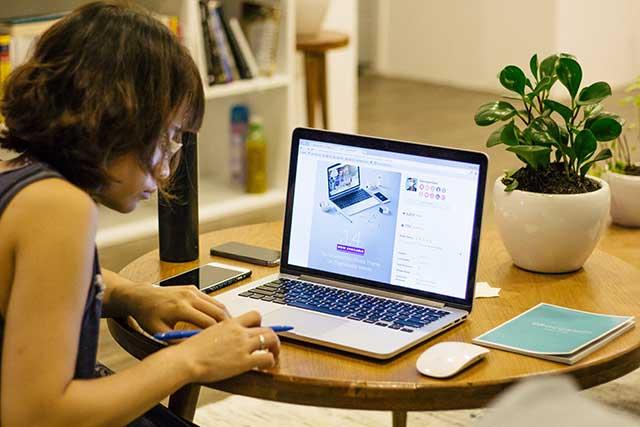 diseño web profesional en wordpress