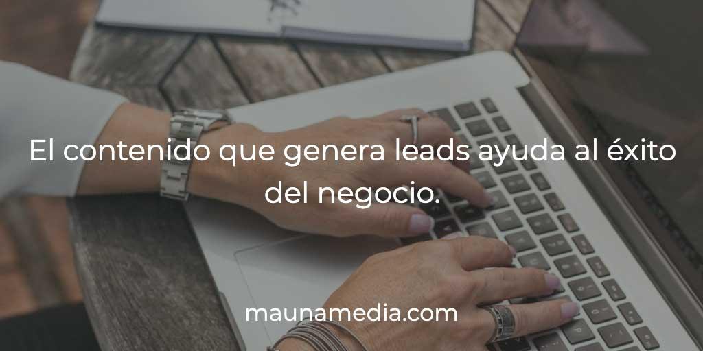 como generar leads