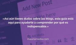 Cómo escribir un blog post: guía paso a paso
