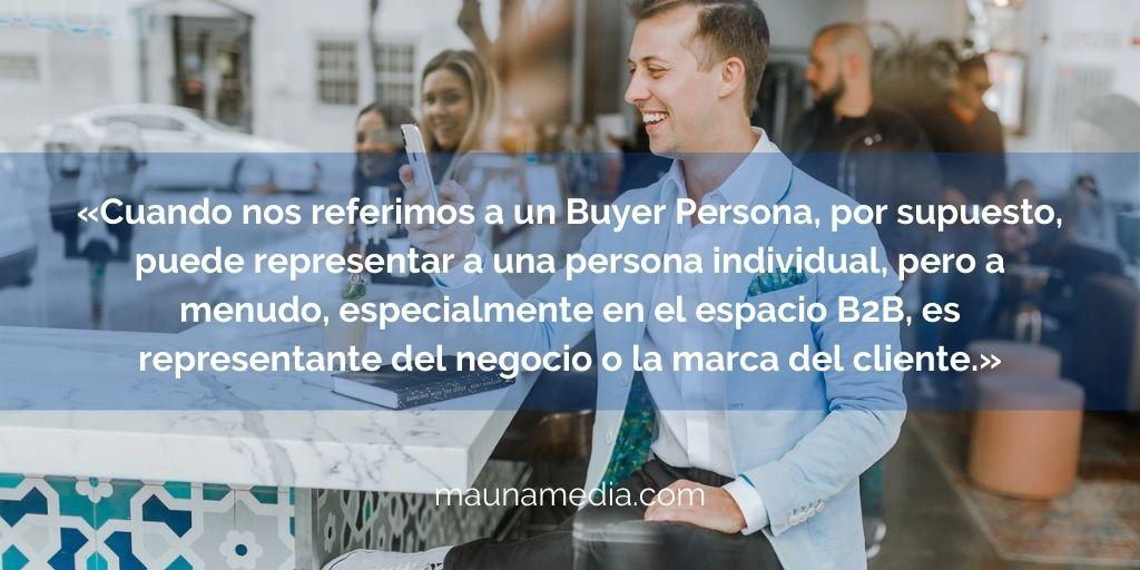 qué es un buyer persona