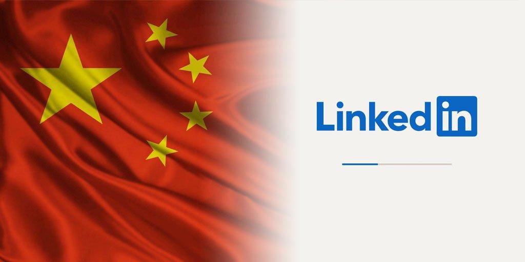 linkedin cierra en china